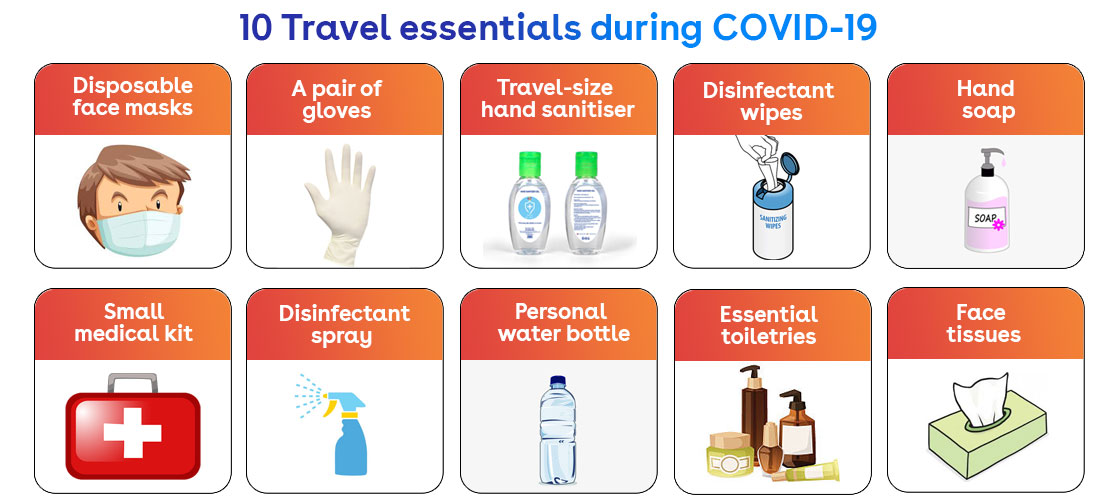 Travel advisory during covid-19